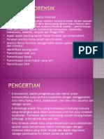 AKF Fingerprint n Serologi