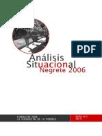 FNSP (2006) Analisis Situacional Negrete