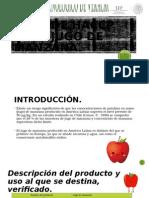 Plan de Haccp Para jugo de Manzana