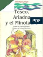 Montes, Graciela (1988) Teseo, Ariadna y El Minotauro, CEAL