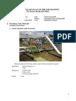 Material Dan Peralatan pada EPF Pagardewa