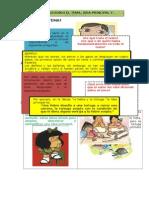 Tema, Idea Principal y Secundaria