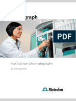 Practical Ion Chromatography