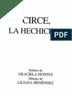 Montes, Graciela (1997) Circe, La Hechicera, Odo-Gramon, Colihue, Página 12