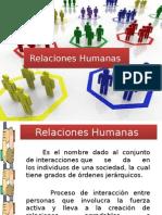relaciones humanas