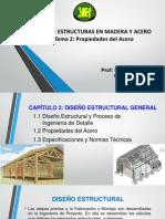 Diseño en Acero y Madera 2