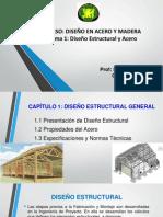 Diseño en Acero y Madera 1