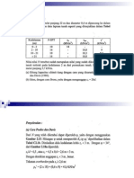 Contoh Soal Teknik Pondasi II