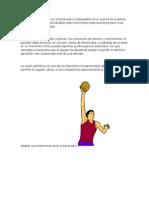 El Objetivo de Un Pase en El Baloncesto o Básquetbol Es El Avance de La Pelota Dentro de La Cancha