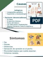 Asma Expo Médica
