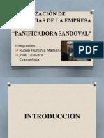 Metodos - Panaderia Sandoval
