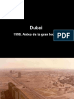 Dubai and Petroleum