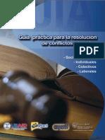 62522486 Guia Practica Para La Resolucion de Conflictos Laborales Guatemala Bufete Popular Universidad Rafael Landivar Pact El Salvador