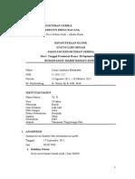 Laporan Kasus apendisitis akut