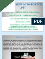 EQUIPO 6 Transmisión de Datos Por Li-fi