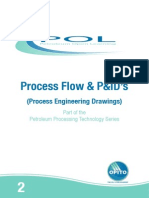 Process Flow and P&IDs Workbook 2 (Inc Drawings)