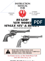New Ruger Single Six Manual