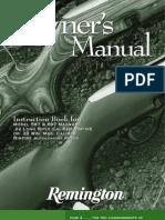 Remington 597 Manual