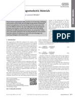 AdvFMater 2013 Polymer-Based Magnetoelectric Materials