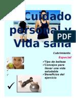 Revista Cuidado Personal y Vida sana
