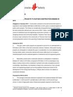 BCA Construcion Outlook