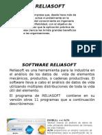 Software Reliasoft