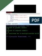 Ejercicios Algoritmos Secuenciales Cartilla N
