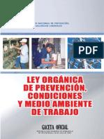 Instituto Nacional de PrevenciÓn, Salud y Seguridad