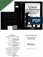 [William H. Calvin, Derek Bickerton] Lingua Ex Mac(BookFi.org)