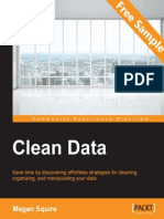 Clean Data - Sample Chapter