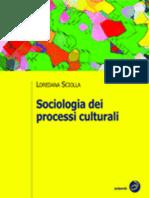 Sociologia Dei Prcessi Culturali
