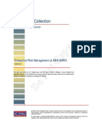 ERM Case Study - Enterprise Risk Management at ABN AMRO
