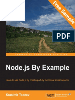 Node.js By Example - Sample Chapter