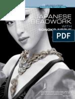 Sonoko Wave Project From Japanese Beadwork With Sonoko Nozue