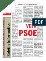 Balance de una Legistarura del PP
