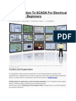 An Introduction to SCADA for Electrical Engineers