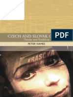 Czech and Slovak Cinema - Theme and Tradition