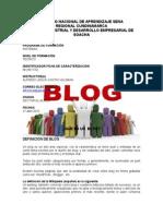 Definición Blob GestiónTecnologica