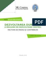 Dezvoltare Durabila a RDC