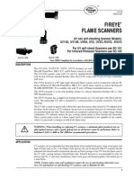 Fireye Flame Scanner UV1A6 (Sc-102.PDF)