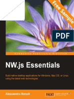 NW.js Essentials - Sample Chapter
