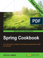 Spring Cookbook - Sample Chapter