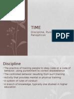 Art Stud Definitions - Discipline, Punishment, Panopticon