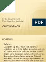 Obat Hormon