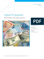 Barclays Global FX Quarterly Brief Break in the USD Uptrend (1)