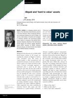 Larsen 2014-Valuing Assets