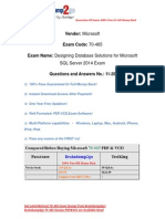 Braindump2go New Updated 70-465 Exam Dumps Free Download (11-20)