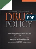 Drug Policy International Journal 2015
