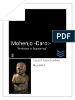 Moenjo Daro Birthplace of Engineering