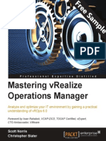 Mastering vRealize Operations Manager - Sample Chapter